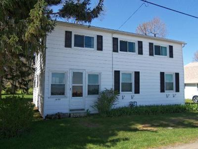 Chautauqua County Single Family Home A-Active: 5439 Lakeside Boulevard