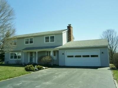 Canandaigua, Canandaigua-city, Canandaigua-town Single Family Home A-Active: 3677 West Saddleback Road