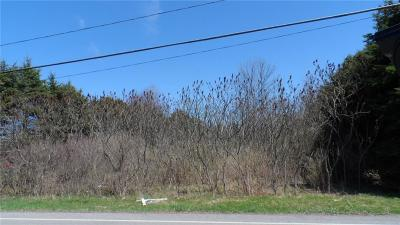 Monroe County Residential Lots & Land A-Active: 1458 Vroom Road
