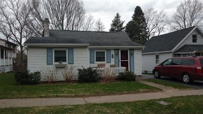 Perinton NY Single Family Home A-Active: $139,900