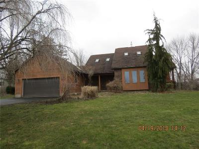 Ontario County Single Family Home A-Active: 1934 Reese Road