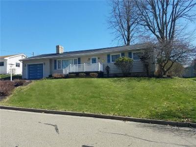 Jamestown NY Single Family Home A-Active: $126,500