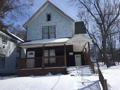 Jamestown NY Single Family Home A-Active: $29,900