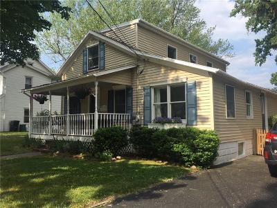 Single Family Home A-Active: 38 Hulburt Avenue