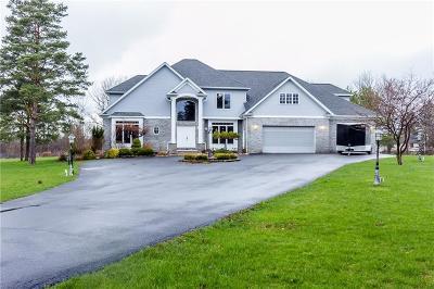 Henrietta Single Family Home A-Active: 5 Sasan Parkway