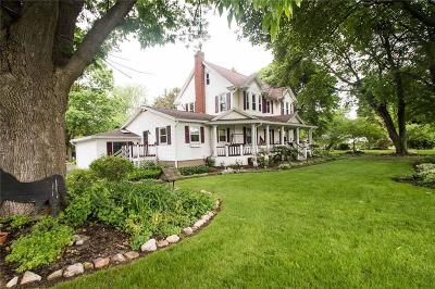 Monroe County Single Family Home A-Active: 3301 Mount Read Boulevard