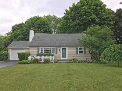 Single Family Home A-Active: 1052 Turk Hill Road