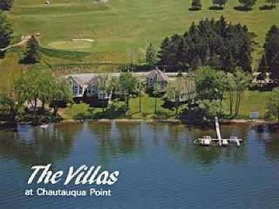 Chautauqua NY Residential Lots & Land A-Active: $115,000