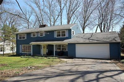 Jamestown NY Single Family Home A-Active: $189,900