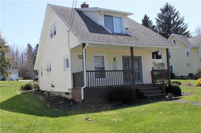 Busti NY Single Family Home A-Active: $99,900