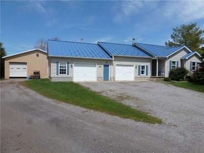 Genesee County Single Family Home C-Continue Show: 7941 Black Street Road