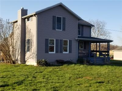 Yates Single Family Home U-Under Contract: 12105 East Yates Center Road