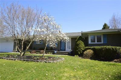 Henrietta NY Single Family Home A-Active: $295,000