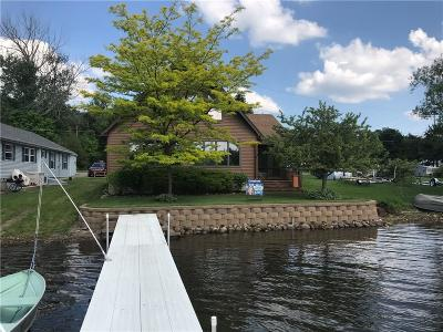 Wayland NY Single Family Home A-Active: $269,900