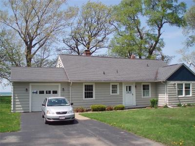 Chautauqua County Single Family Home Sold: 18 Beach Road