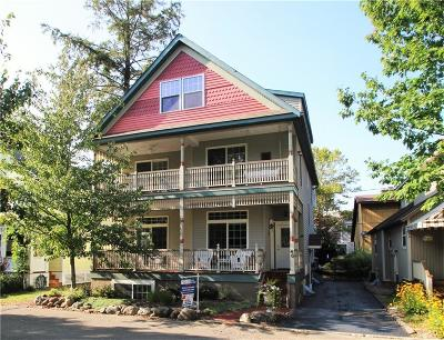 Chautauqua Institution Condo/Townhouse A-Active: 46 Peck Avenue #C
