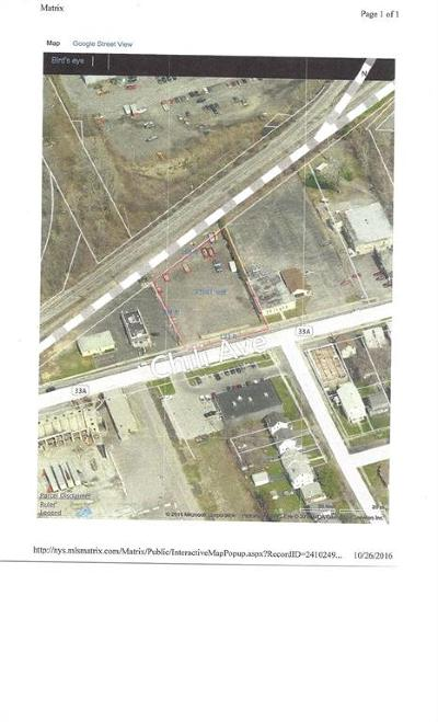 Rochester Residential Lots & Land A-Active: 1006 Chili Avenue
