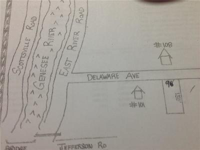 Brighton Residential Lots & Land A-Active: Delaware Avenue