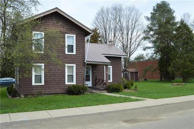 Carroll NY Single Family Home A-Active: $48,000