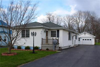 Orleans County Single Family Home A-Active: 331 South Clinton Street