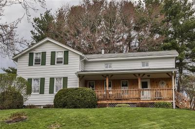 Wayland Single Family Home A-Active: 11512 Mendoleine Road