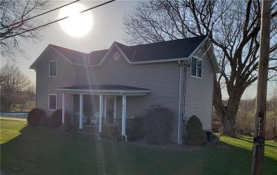 Sheridan Single Family Home A-Active: 3054 Route 20