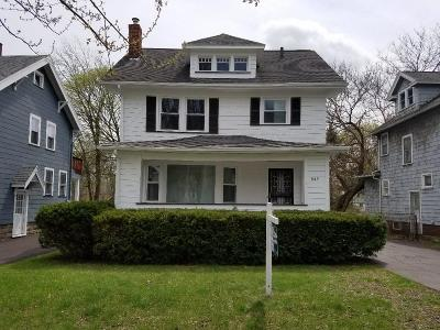 Single Family Home Sold: 845 Grand Avenue