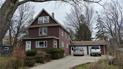 Dunkirk Single Family Home A-Active: 37 West Howard Avenue
