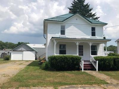 Wayland NY Single Family Home A-Active: $79,900