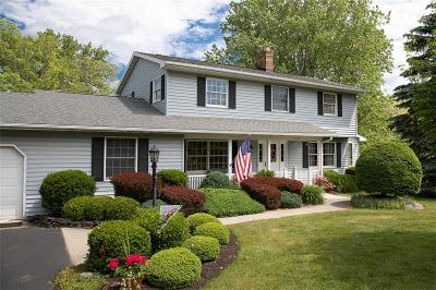 Genesee County Single Family Home A-Active: 7135 York Road