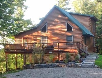 Single Family Home A-Active: 325 Black Lake Road