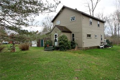 Chautauqua NY Single Family Home A-Active: $84,900