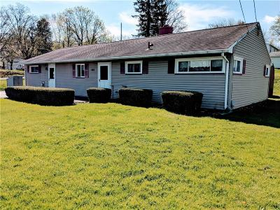 Wheatland Single Family Home A-Active: 481 North Road