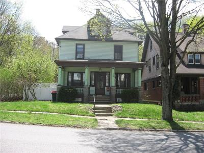 Jamestown NY Single Family Home A-Active: $47,500