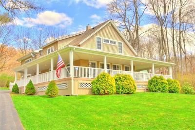 Ashville, Bemus Point, Celoron, Chautauqua, Chautauqua Institution, Dewittville, Gerry, Greenhurst, Jamestown, Lakewood, Maple Springs, Mayville Single Family Home A-Active: 3882 Route 430