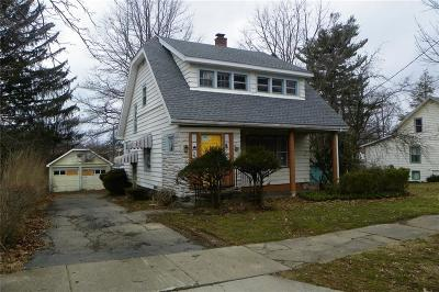 Single Family Home Sold: 353 Hallock Street