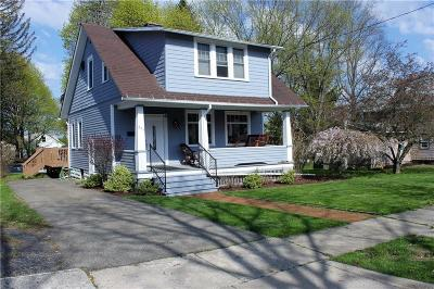 Jamestown NY Single Family Home A-Active: $69,900