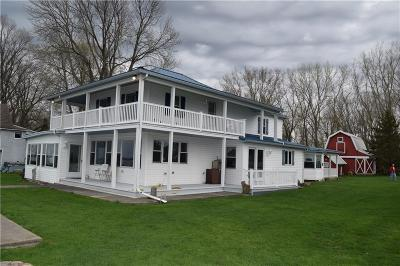 Carlton NY Single Family Home A-Active: $268,000