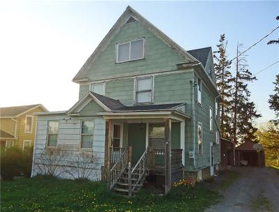 Byron Single Family Home A-Active: 6393 Freeman Road