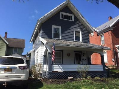 Jamestown NY Single Family Home A-Active: $49,900