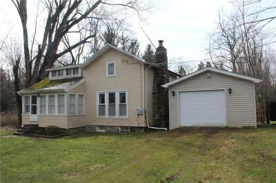 Orleans County Single Family Home U-Under Contract: 15966 Roosevelt Highway