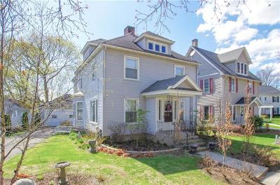 Jamestown Single Family Home A-Active: 613 Winsor Street