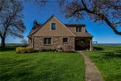 Monroe County Single Family Home A-Active: 150 Lake Shore Drive