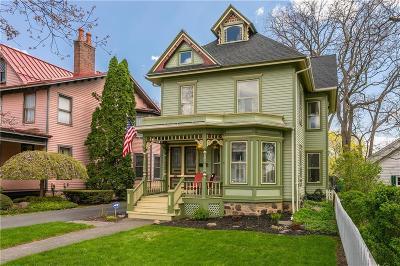Canandaigua-City Single Family Home A-Active: 65 Gibson Street
