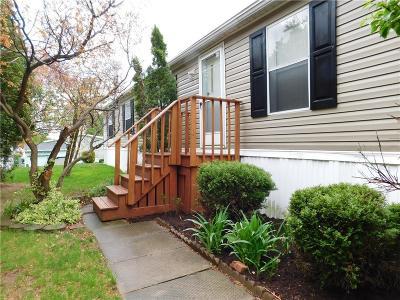 Victor Single Family Home A-Active: 6394 Lambert Street
