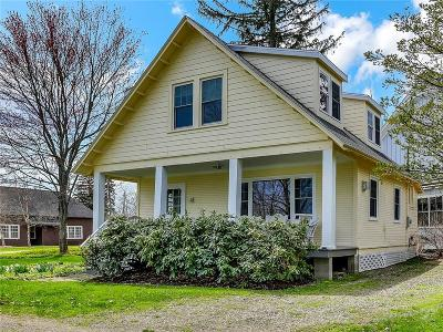 Chautauqua Institution Single Family Home A-Active: 67 Cook Avenue