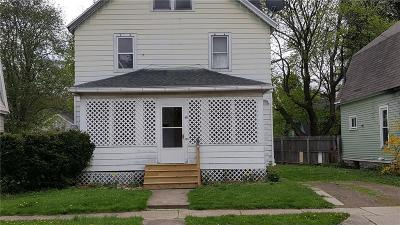 Jamestown NY Single Family Home A-Active: $35,000
