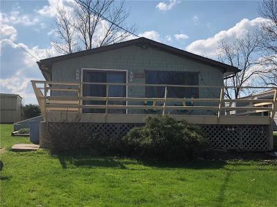 Castile Single Family Home A-Active: 3784 Shearman Road