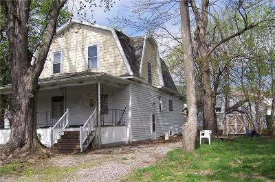 Batavia-City NY Single Family Home A-Active: $74,900