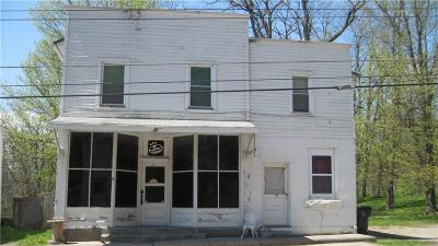 Multi Family 2-4 A-Active: 3063 State Route 88 North